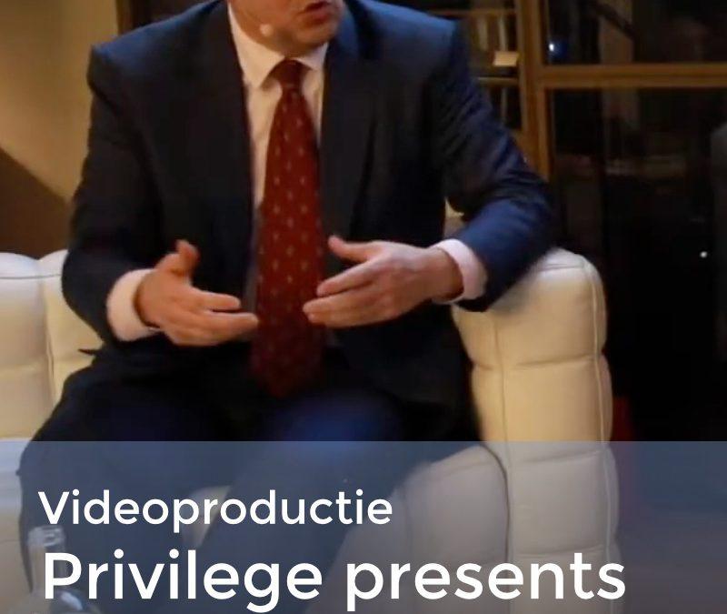 Privilege presents Burgermeester Aboutaleb