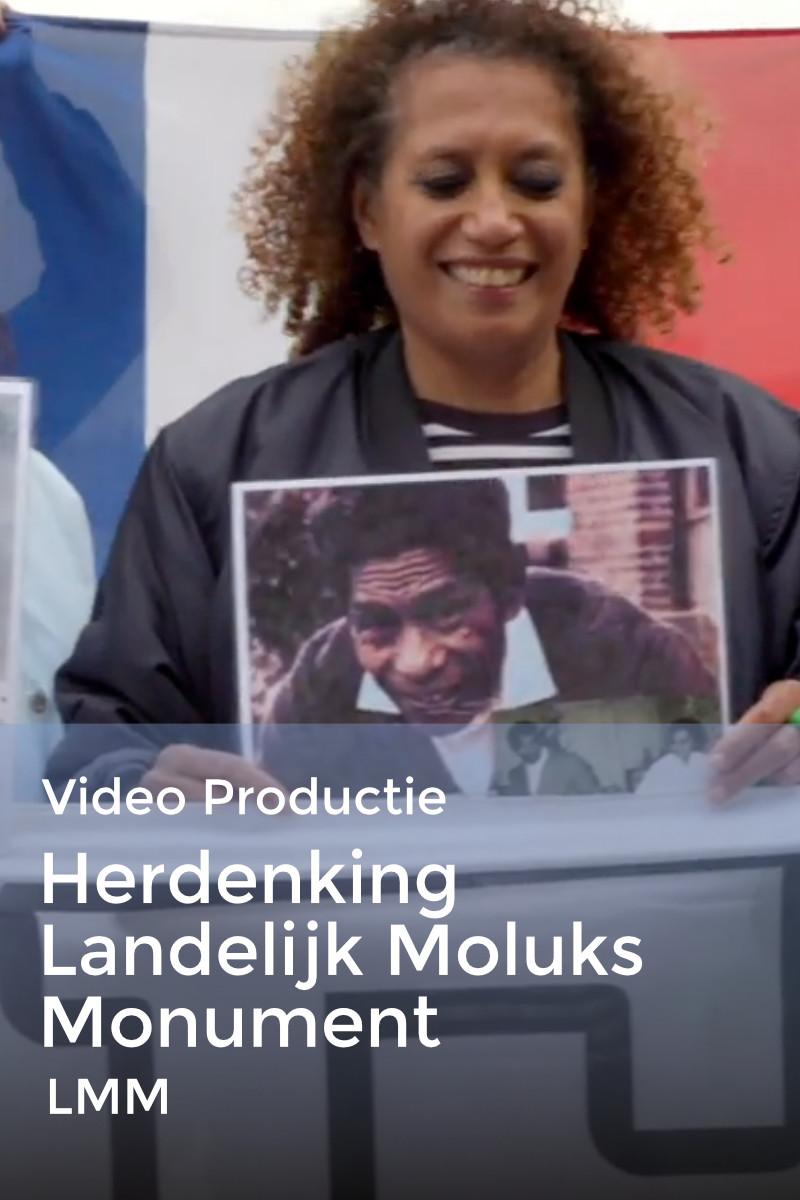 Landelijk Moluks Monument reportage